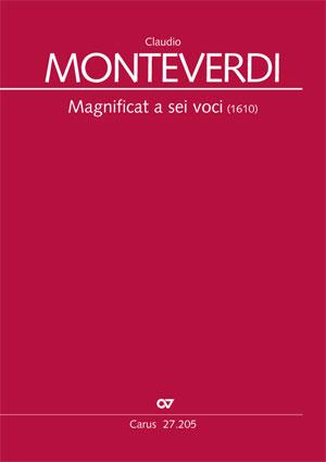 Claudio Monteverdi: Magnificat for 6 voices