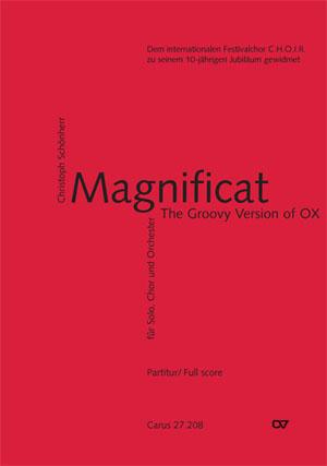 Christoph Schönherr: Magnificat