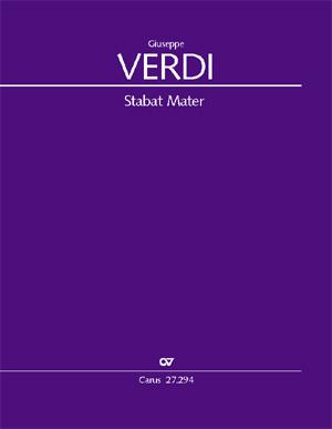 Giuseppe Verdi: Stabat Mater