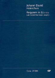 Johann David Heinichen: Requiem in Es