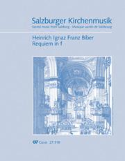 Heinrich Ignaz Franz Biber: Requiem in f