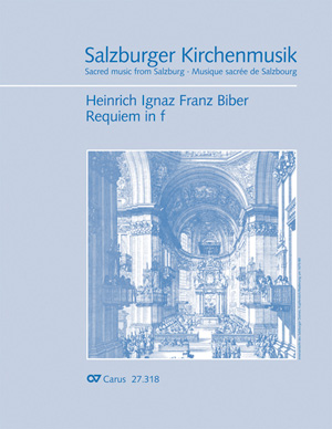 Heinrich Ignaz Franz Biber: Requiem in F minor