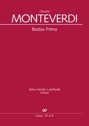 Claudio Monteverdi: Beatus Primo