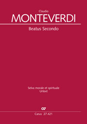 Claudio Monteverdi: Beatus vir