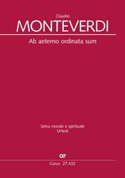 Claudio Monteverdi: Ab aeterno ordinata sum