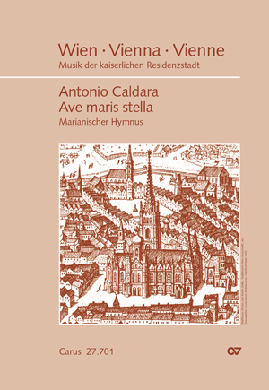 Antonio Caldara: Ave maris stella