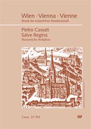 Pietro Cassati: Salve Regina