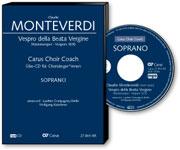 Monteverdi: Marienvesper. Carus Choir Coach.
