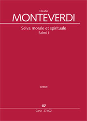 Monteverdi: Selva morale et spirituale. Salmi I