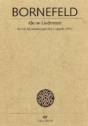 Helmut Bornefeld: Kleine Liedmesse