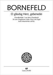Helmut Bornefeld: O gläubig Herz, gebenedeit