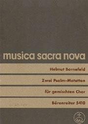 Bornefeld: Zwei Psalm-Motetten