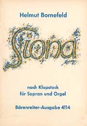 Helmut Bornefeld: Siona