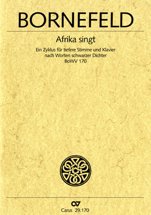 Bornefeld: Afrika singt