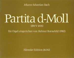 Johann Sebastian Bach: Partita in d
