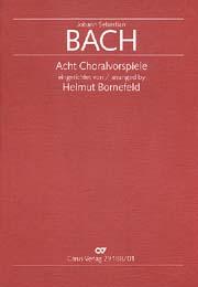 Bach: Acht Choralvorspiele (arr. Bornefeld)