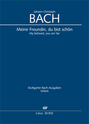 Johann Christoph Bach: My beloved, you are fair