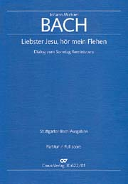 Johann Michael Bach: Dearest Jesus, hear my pleading