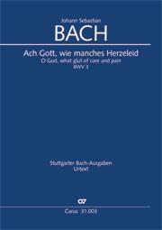 Johann Sebastian Bach: Ach Gott, wie manches Herzeleid