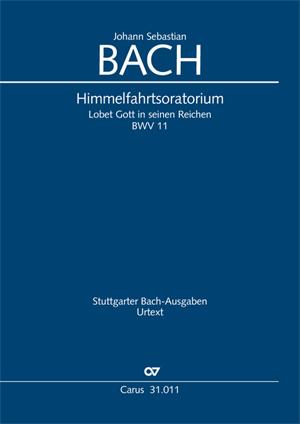 Johann Sebastian Bach: Oratorio de l'Ascension