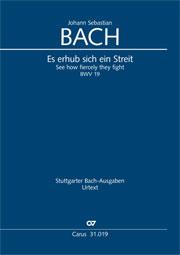 Johann Sebastian Bach: Es erhub sich ein Streit