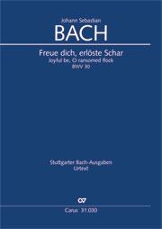 Johann Sebastian Bach: Freue dich, erlöste Schar