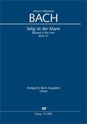 Johann Sebastian Bach: Selig ist der Mann (Dialogus)