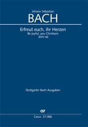 Johann Sebastian Bach: Be joyful, you Christians