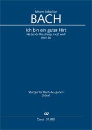 Johann Sebastian Bach: Ich bin ein guter Hirt