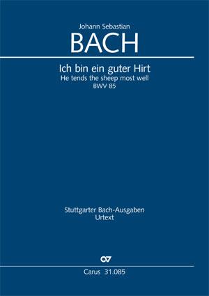 Johann Sebastian Bach: He tends the sheep most well