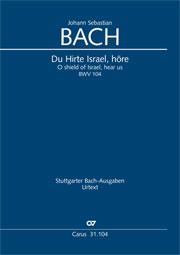 Johann Sebastian Bach: O shield of Israel, hear us