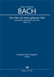 Johann Sebastian Bach: My faithful shepherd is the Lord
