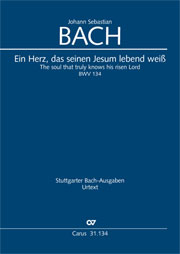 Johann Sebastian Bach: The soul that truly knows his risen Lord