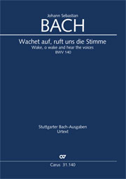 Johann Sebastian Bach: Wake, o wake and hear the voices