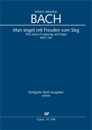 Johann Sebastian Bach: The voice of rejoicing and hope