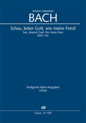 Johann Sebastian Bach: Schau, lieber Gott, wie meine Feind