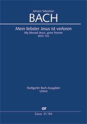 Johann Sebastian Bach: My blessed Jesus, gone forever