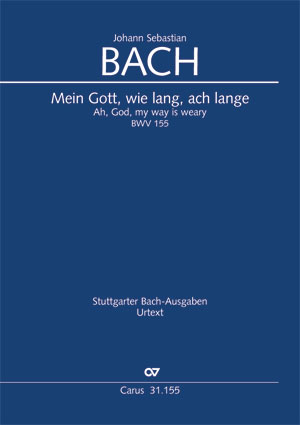 Johann Sebastian Bach: Ah God, my way is weavy