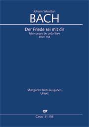 Johann Sebastian Bach: Der Friede sei mit dir