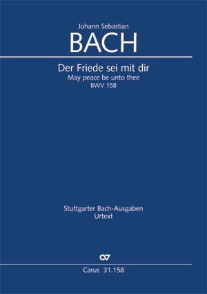 Johann Sebastian Bach: May Peace be unto you