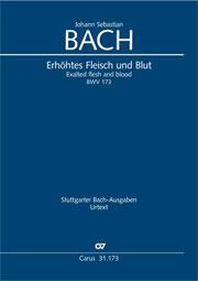 Johann Sebastian Bach: Exalted flesh and blood