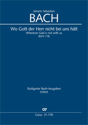Johann Sebastian Bach: Wherever God is not with us