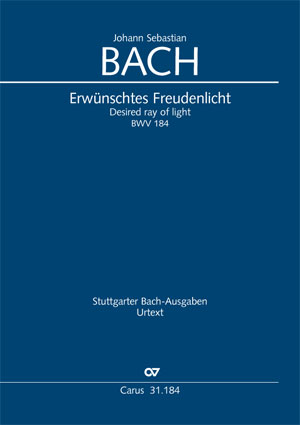 Johann Sebastian Bach: Desired ray of light