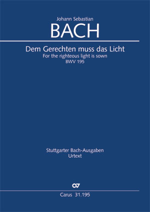 Bach vocal