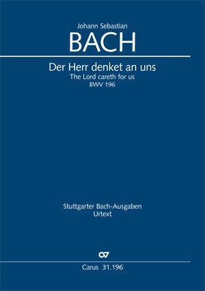 Johann Sebastian Bach: The Lord careth for us