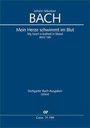 Johann Sebastian Bach: Mein Herze schwimmt im Blut