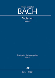 Bach: The complete motets