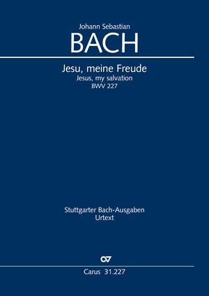Johann Sebastian Bach: Jesu, my salvation
