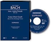 Bach: Jesu, meine Freude (Motette). Carus Choir Coach