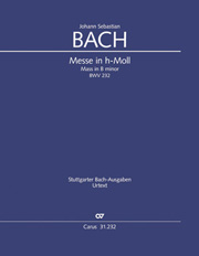 Johann Sebastian Bach: B minor Mass